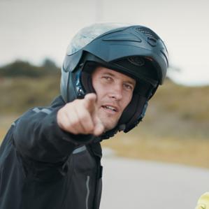 Vincent de Kreij - Eigenaar / Motorinstructeur